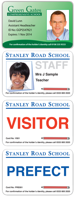 ID Badges for School and Colleges